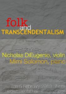 FolkTranscendentalism